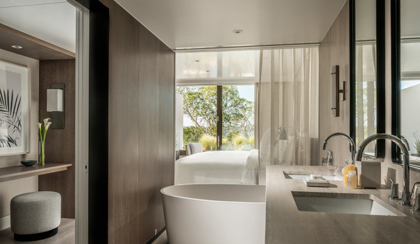 Nafsika 1 Bedroom Terrace Suite with Poo