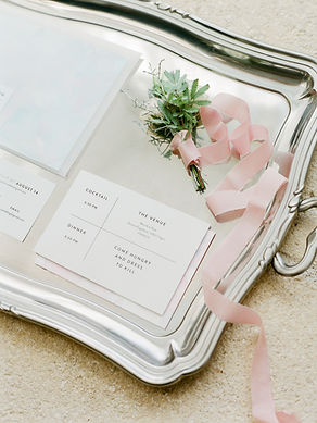 wedding stationery creme de papier shooting Charles Antoine Dupuy