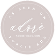 adore blog logo