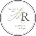 Badge featured on Magnolia Rouge
