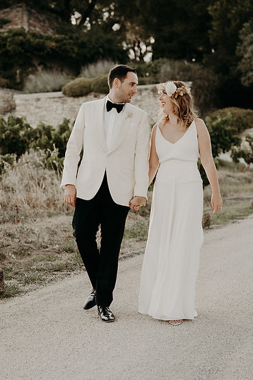 bride groom portrait the quirky tuxedo elegant