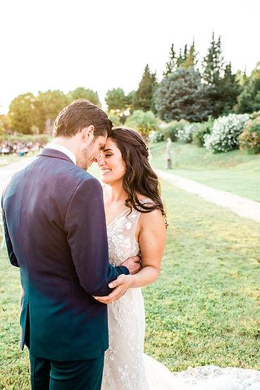 bride groom couple wedding provence