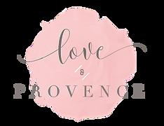 logo love & provence