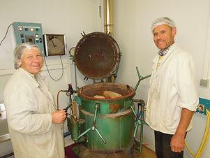 Henri Véronique Boullier ferme des forgerons laboratoire