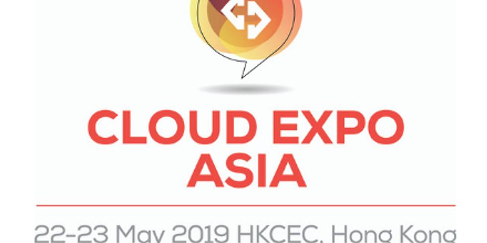 Asia Cloud Expo (Partnering with Tealium)