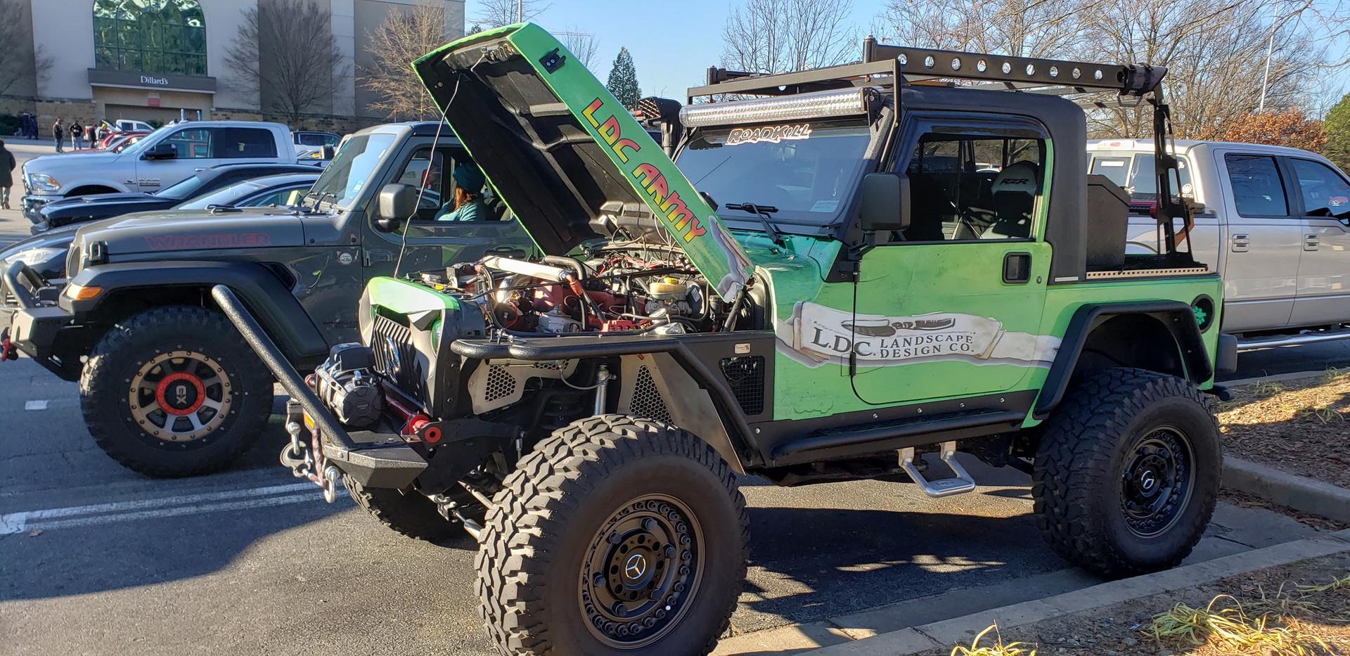 97 Turbo Diesel JeeBenz