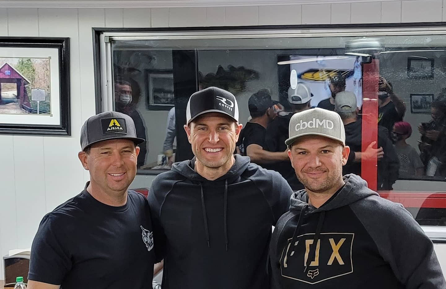 McGrath, Dungey and Reed