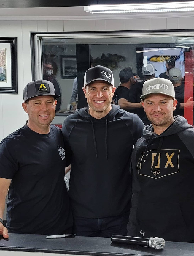 McGrath, Dungey and Reed.