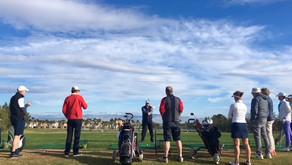 Jan Forsell Golf Academyn pienryhmäharjoitukset 2021. Teemoina lähipeli sekä golfpelin kehittäminen
