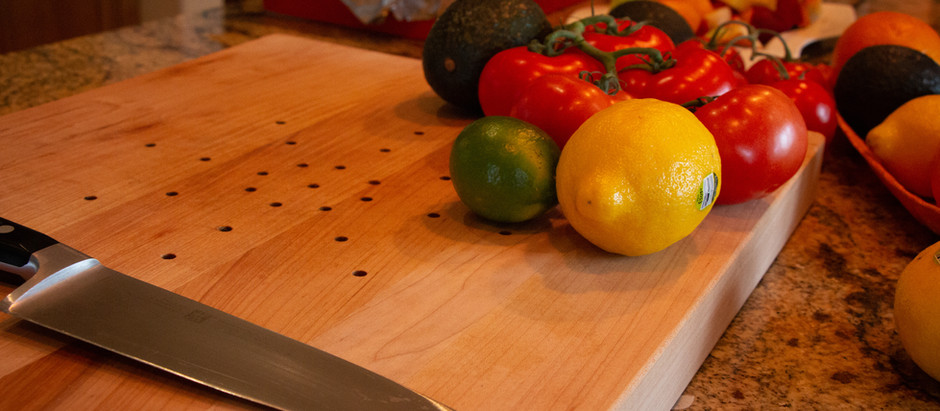 What's knife friendly-End Grain, Edge Grain or Flat Grain?