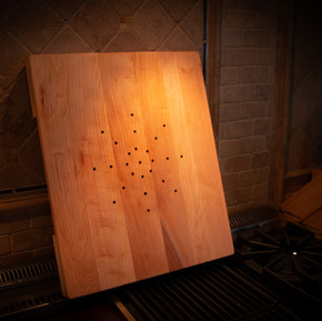 The Juice Catcing Cutting Board in the kitchen.