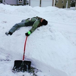 Helpful Tips for Effective and Safe Snow Shoveling