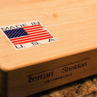100% Made in America.