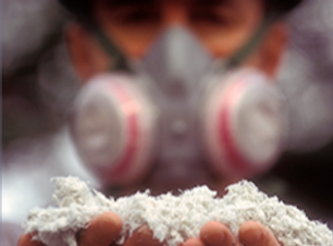 Asbestos was a common construction material into the 1980s