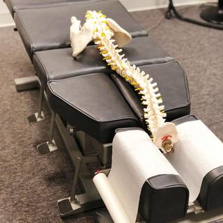 Chiropractic Spinal Adjustment