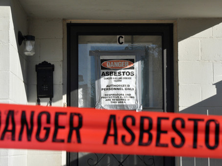 Trace Asbestos; a California Rip-Off