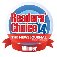 Readers' Choice Winner for 2014