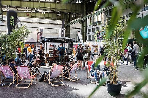 BMW BERLIN MARATHON Pasta Lounge