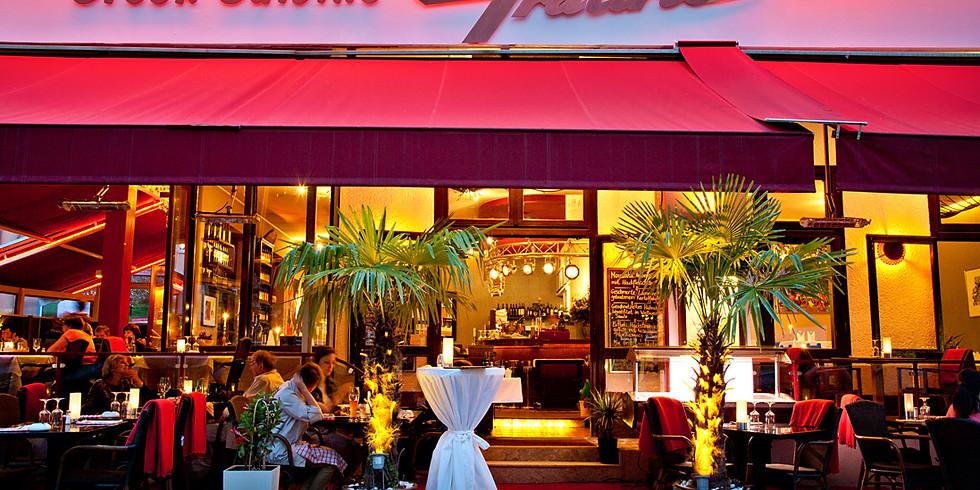 SETT get2gether Dinner ITB Berlin
