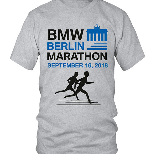 BMW BERLIN MARATHON - Finisher Shirt (Male and Female)