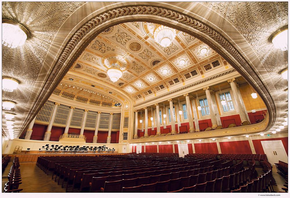 Wiener Konzerthaus - Grosser Saal