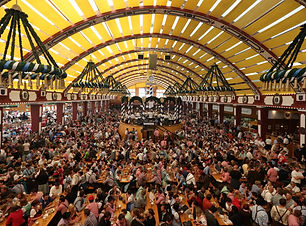 Oktoberfest Table reservation