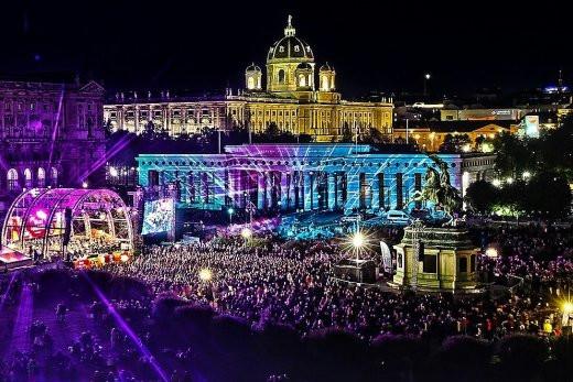 Festival of Joy - free concert on Heldenplatz May 08th 2020