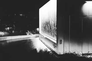 nighttime canvas