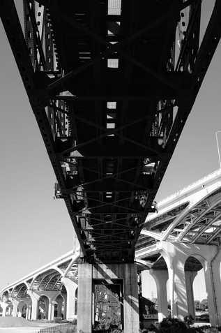 steel ridges