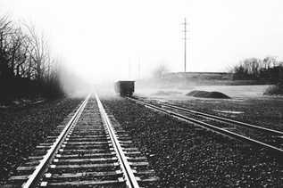 equidistant rails