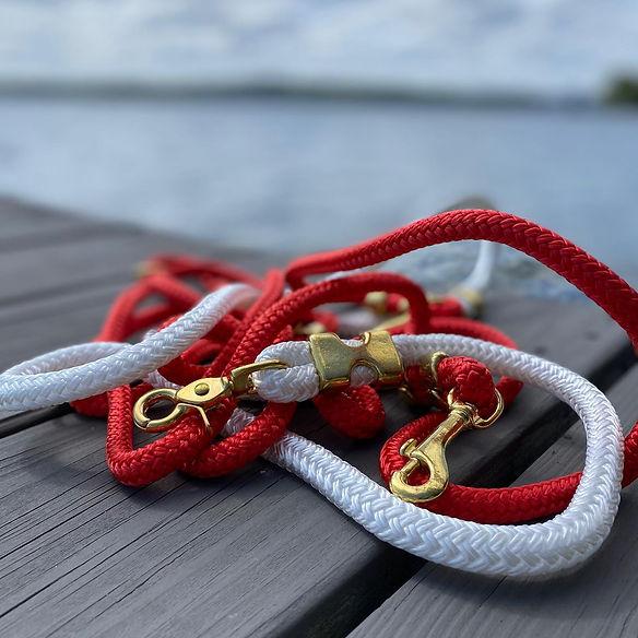 Marine Grade Dog Leashes