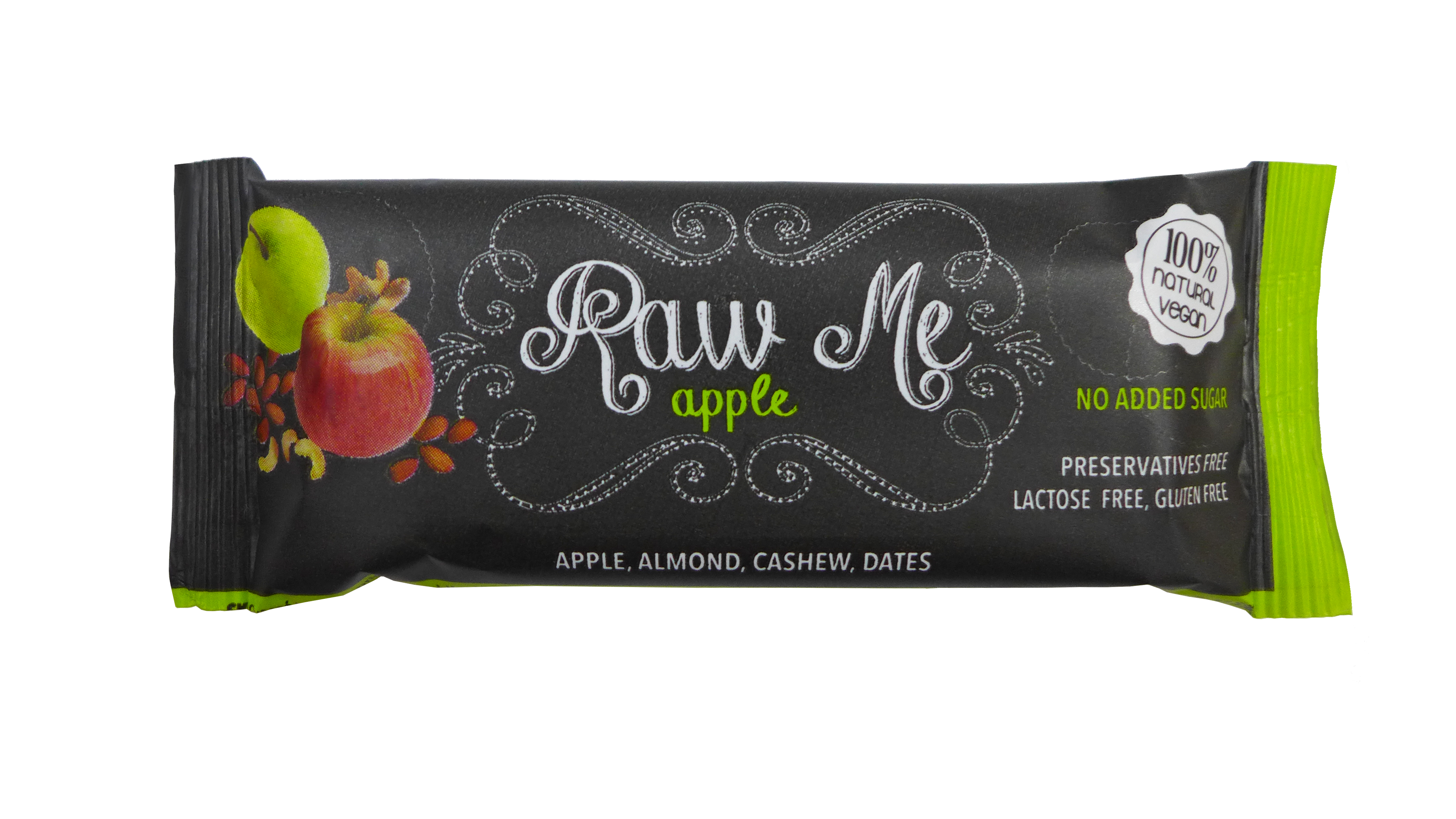 Raw Me apple