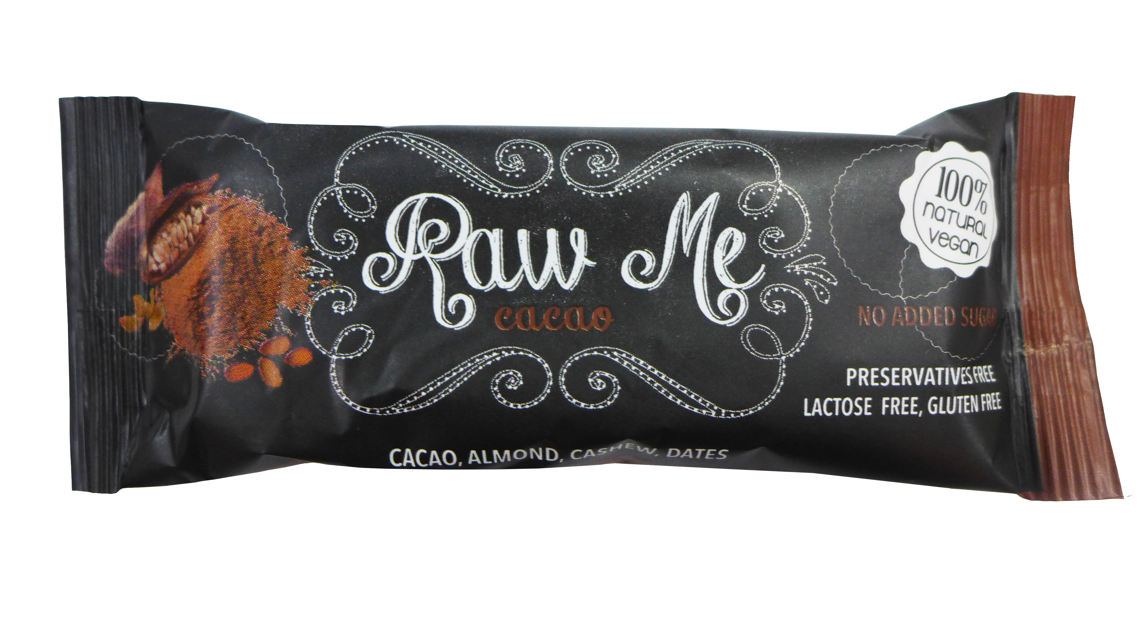 Raw Me cacao