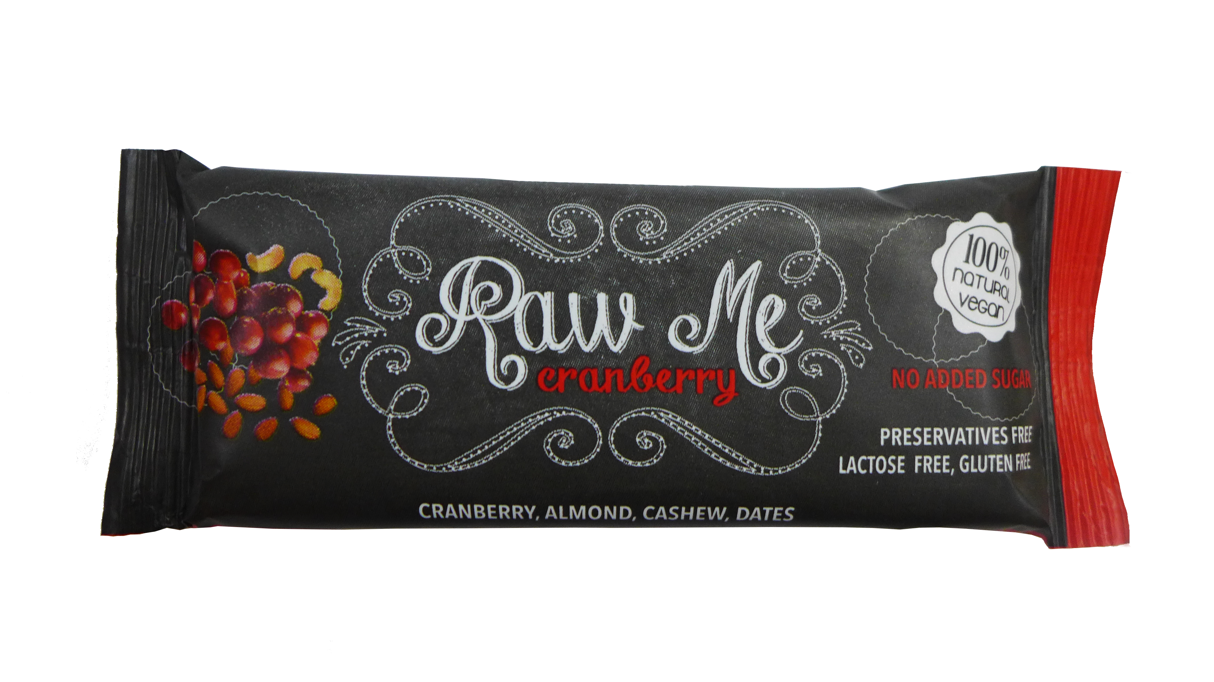 Raw Me cranberry