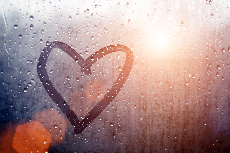 Фотоснимки через стекло с эффектом дождя расскажу процессе