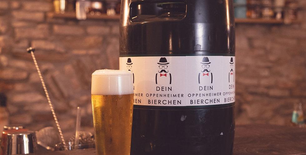 Dein Bierchen Fass 15l, 30l, 60l