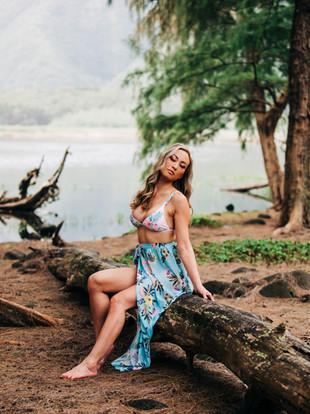 Kat in Kona, Hawaii Adventure Session by Lana Tavares, 222 Photography