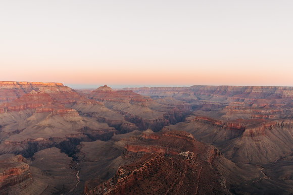 """Grand Canyon at Sunset"""