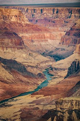 """""""Colorado River,"""" Grand Canyon"""