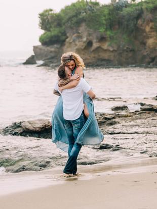 From Reno to Laguna, Megan + Tristan's Engagement Adventure--by Lana Tavares