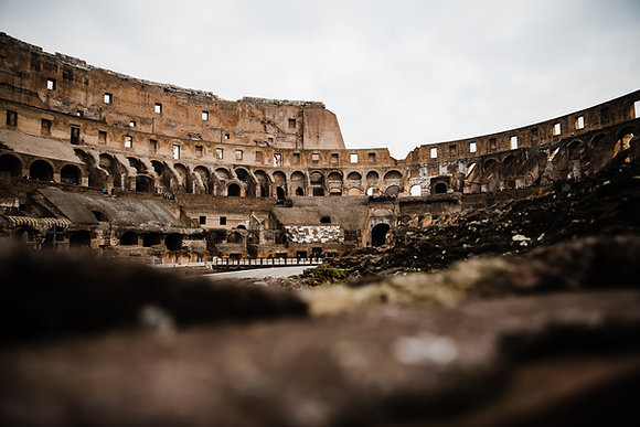 """Gladiator,"" Rome, Italy"