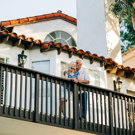 Extended Family Porch Session in Orange County by Lana Tavares, 222 Photography