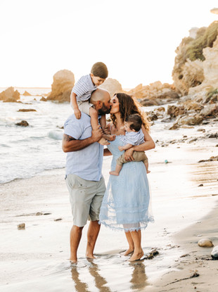 Chasing Sunsets at the Beach, Family Portraits by Lana Tavares, 222 Photography