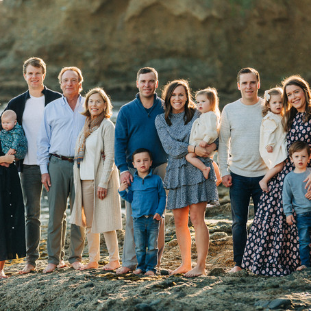 The Garlichs'--Extended Beach Family Session in Orange County, by Lana Tavares, 222 Photography