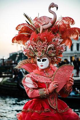 """Masquerade."" Venice, Italy"