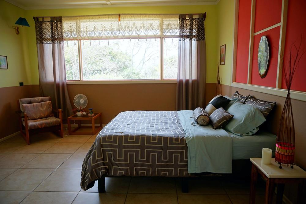 ayahuasca retreat room
