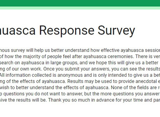Is Ayahuasca Effective?