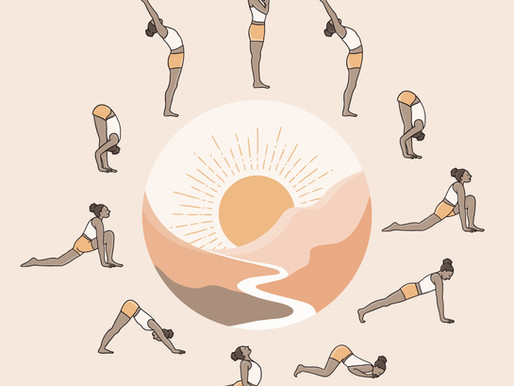 Sun Salutations (Surya Namaskar)