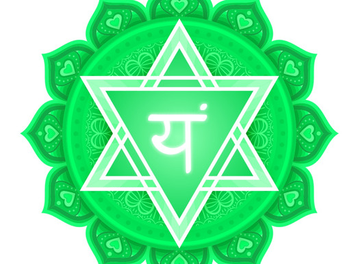 Anahata - Opening the Heart