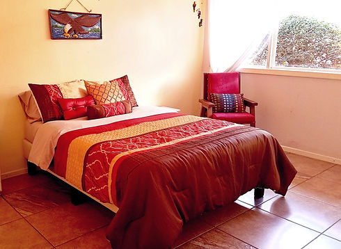 Ayahuasca retreat accomodations